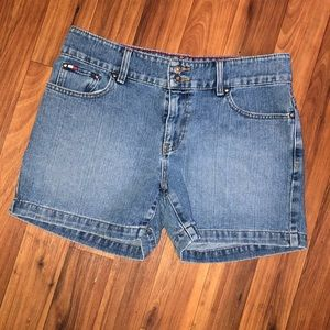 Tommy Hilfiger VINTAGE denim shorts size 6